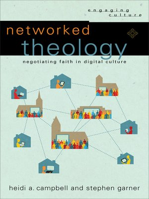 cover image of Networked Theology