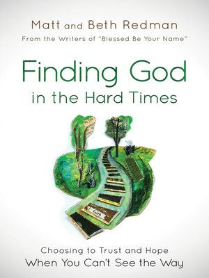 cover image of Finding God in the Hard Times