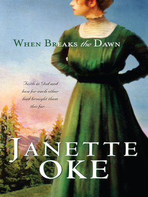 cover image of When Breaks the Dawn