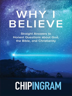 cover image of Why I Believe