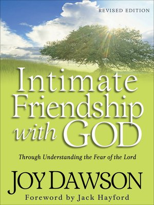 cover image of Intimate Friendship with God