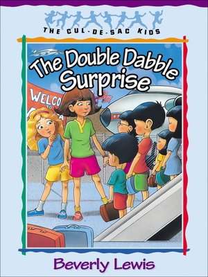 cover image of The Double Dabble Surprise