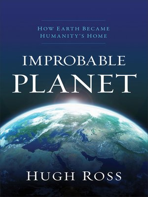 cover image of Improbable Planet
