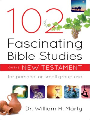 cover image of 102 Fascinating Bible Studies on the New Testament