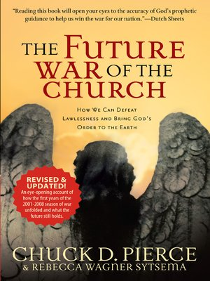 cover image of The Future War of the Church