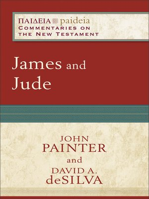 cover image of James and Jude