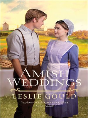 cover image of Amish Weddings