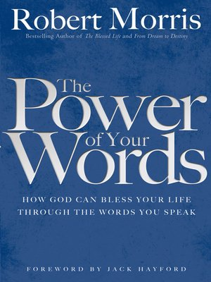 cover image of The Power of Your Words
