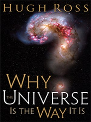 cover image of Why the Universe Is the Way It Is