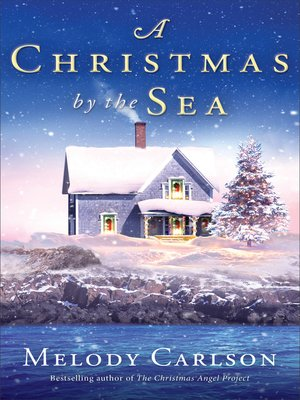 cover image of A Christmas by the Sea