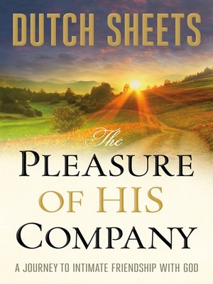 cover image of The Pleasure of His Company
