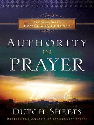 cover image of Authority in Prayer