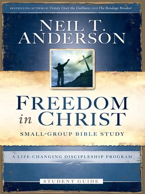 cover image of Freedom in Christ Student Guide