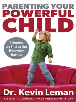 cover image of Parenting Your Powerful Child