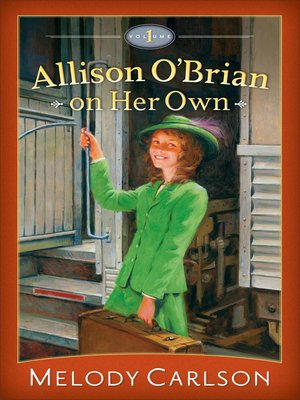 cover image of Allison O'Brian on Her Own, Volume 1