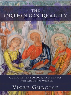 cover image of The Orthodox Reality