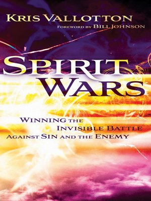 cover image of Spirit Wars
