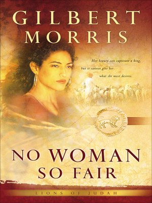 cover image of No Woman So Fair
