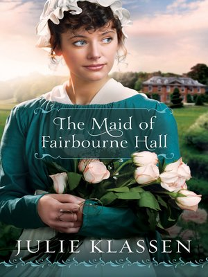 cover image of The Maid of Fairbourne Hall