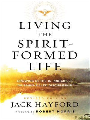 cover image of Living the Spirit-Formed Life