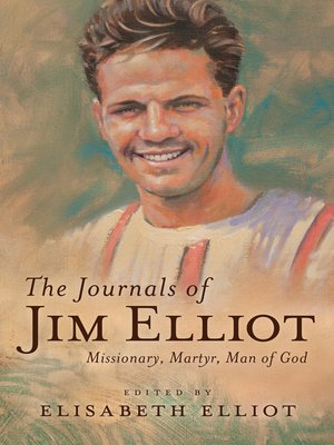 cover image of The Journals of Jim Elliot