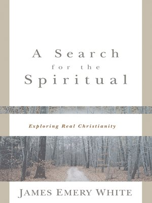 cover image of A Search for the Spiritual