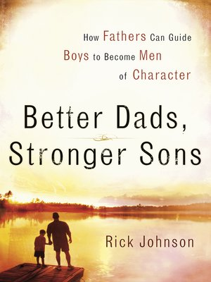 cover image of Better Dads, Stronger Sons