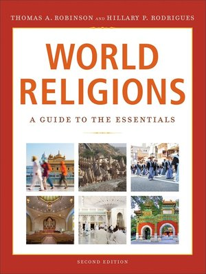 World religions by thomas a robinson overdrive rakuten overdrive cover image fandeluxe Gallery