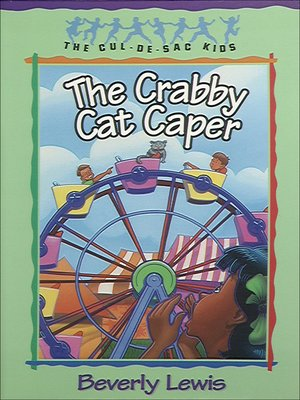 cover image of The Crabby Cat Caper