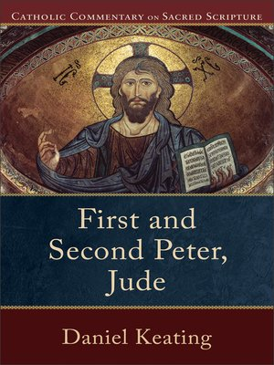 cover image of First and Second Peter, Jude