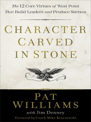 cover image of Character Carved in Stone