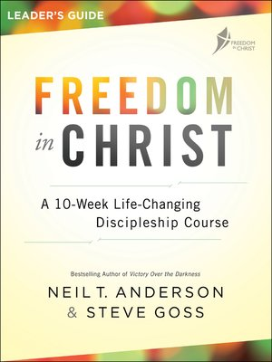 cover image of Freedom in Christ Leader's Guide