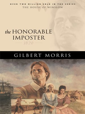 cover image of The Honorable Imposter