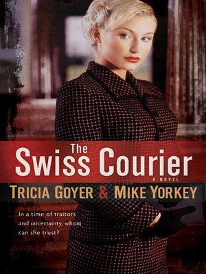 cover image of The Swiss Courier