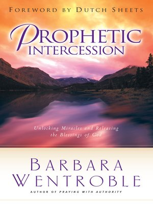cover image of Prophetic Intercession