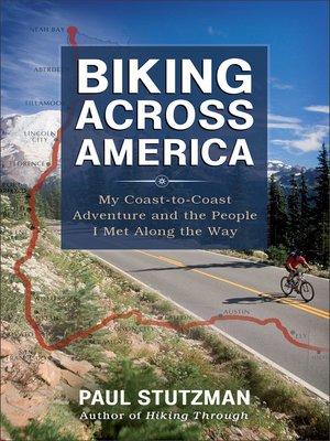 cover image of Biking Across America