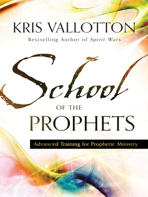cover image of School of the Prophets