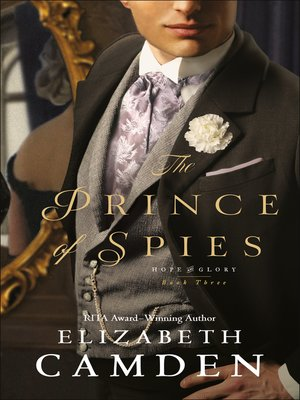cover image of The Prince of Spies