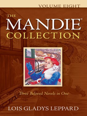 cover image of The Mandie Collection, Volume 8