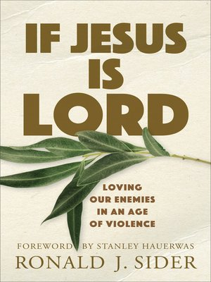 cover image of If Jesus Is Lord