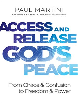 cover image of Access and Release God's Peace