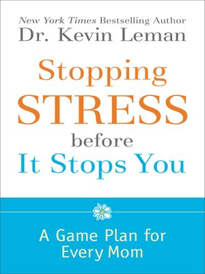 cover image of Stopping Stress Before It Stops You
