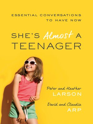 cover image of She's Almost a Teenager