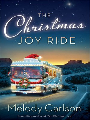 cover image of the christmas joy ride