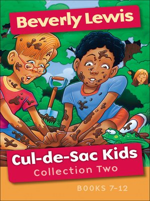 cover image of Cul-de-Sac Kids, Collection 2: The Stinky Sneakers Mystery ; Pickle Pizza ; Mailbox Mania ; The Mudhole Mystery ; Fiddlesticks ; The Crabby Cat Caper