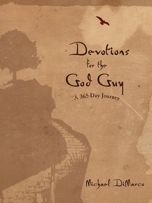cover image of Devotions for the God Guy