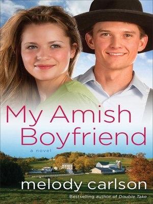 cover image of My Amish Boyfriend