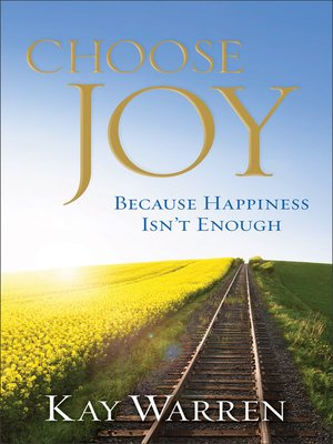 cover image of Choose Joy