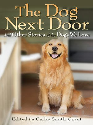 cover image of The Dog Next Door