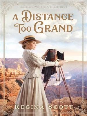 cover image of A Distance Too Grand